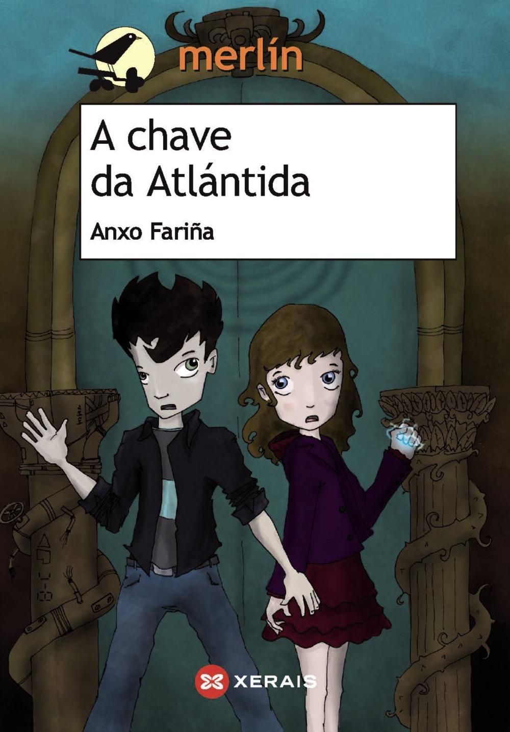 A chave da Atlántida (ebook)