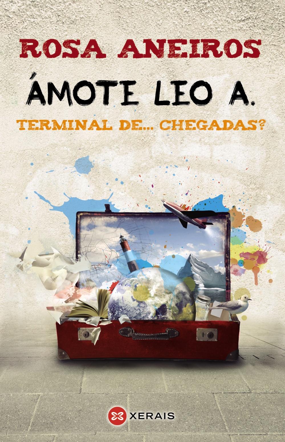Ámote Leo A. Terminal de... chegadas? (ebook)