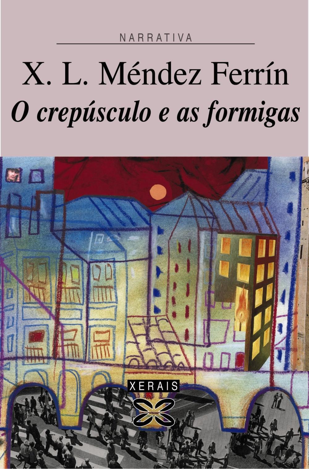 O crepúsculo e as formigas (ebook)