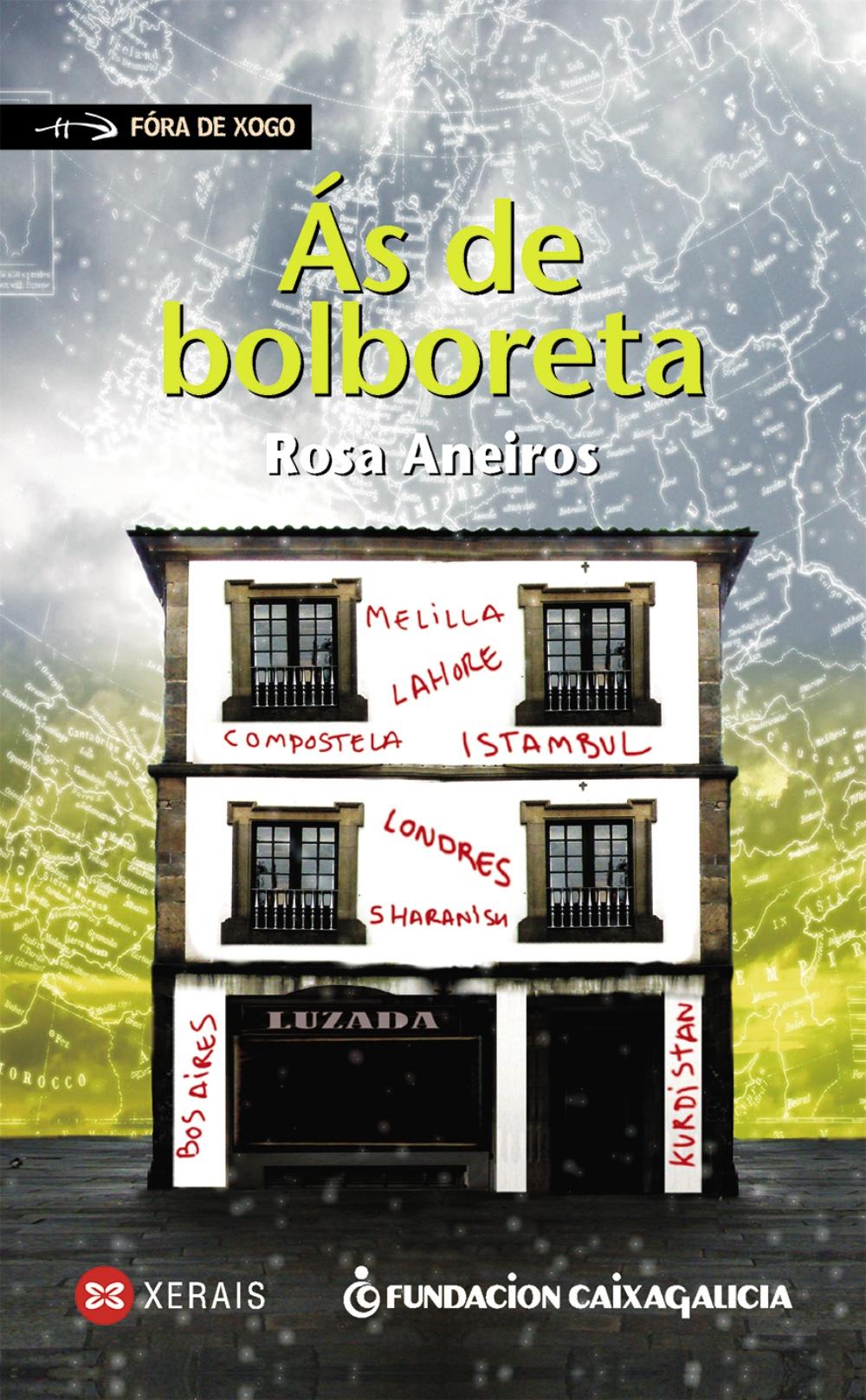 Ás de bolboreta (ebook)