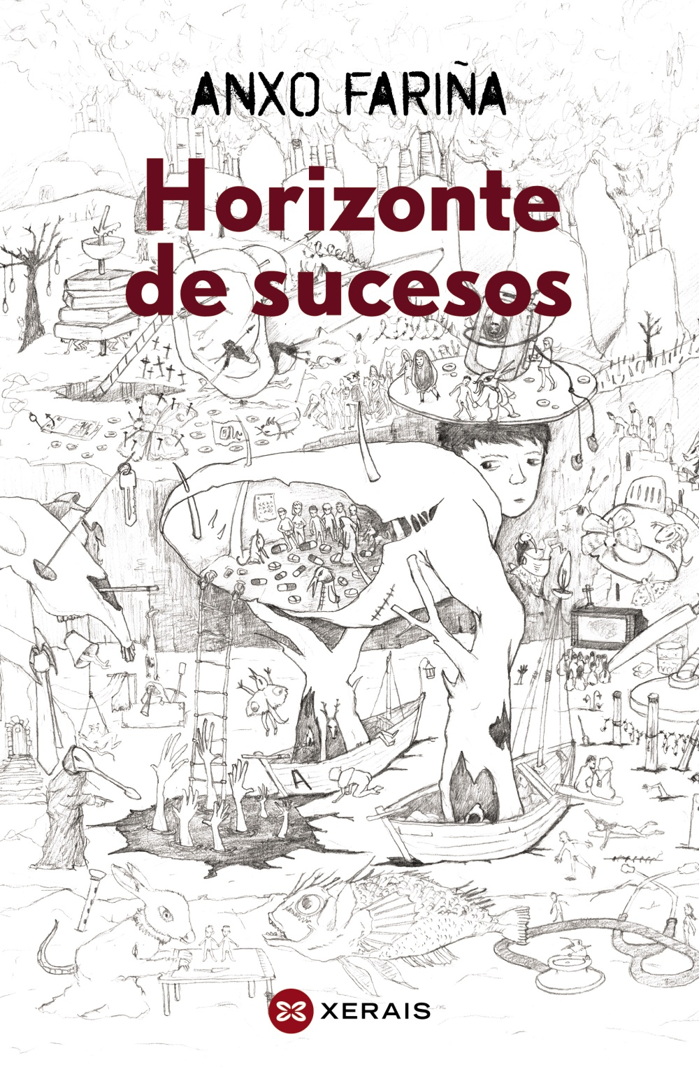 Horizonte de sucesos (ebook)
