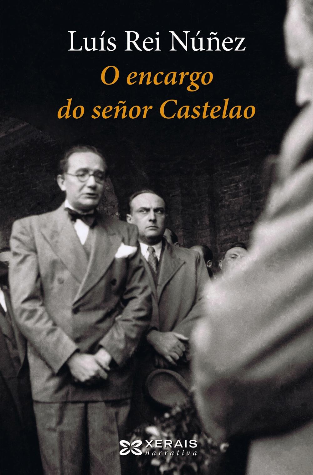 O encargo do señor Castelao (ebook)