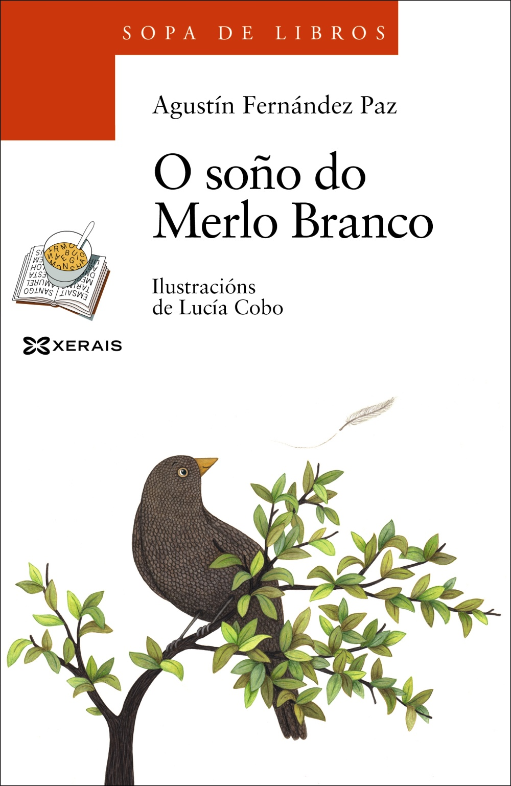 O soño do Merlo Branco (ebook)