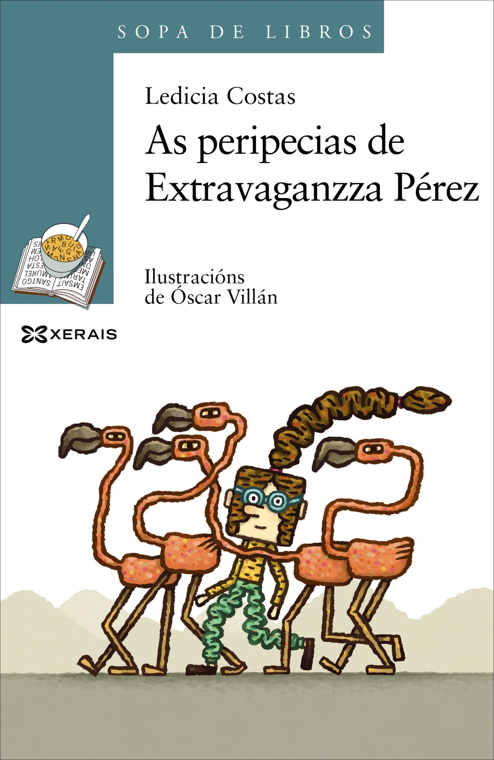 As peripecias de Extravaganzza Pérez (ebook)