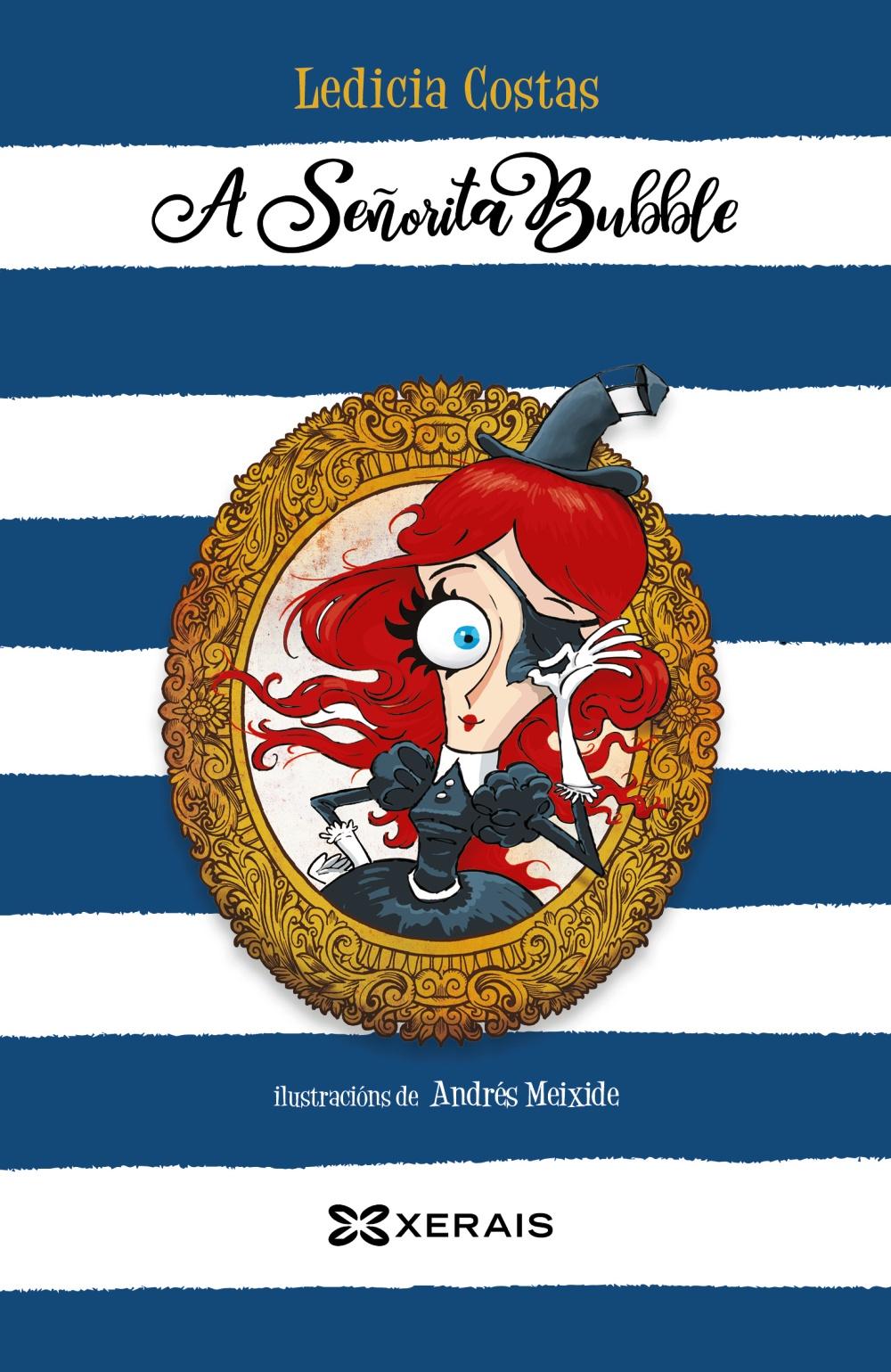 A señorita Bubble (ebook)