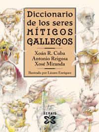 Diccionario de los seres míticos gallegos (Cast.)