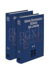 Gran Dicionario Xerais da Lingua. Obra completa