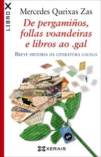 De pergamiños, follas voandeiras e libros ao .gal