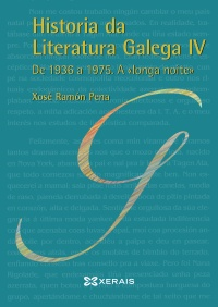 Historia da Literatura Galega IV