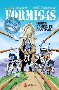 Formig4s. Misión Camiño de  Santiago